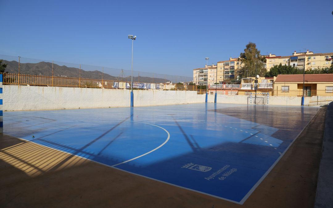 Pista Deportiva Ciudad Jardín, Málaga Norte
