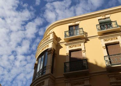 Edificio de viviendas en Calle Cárcer