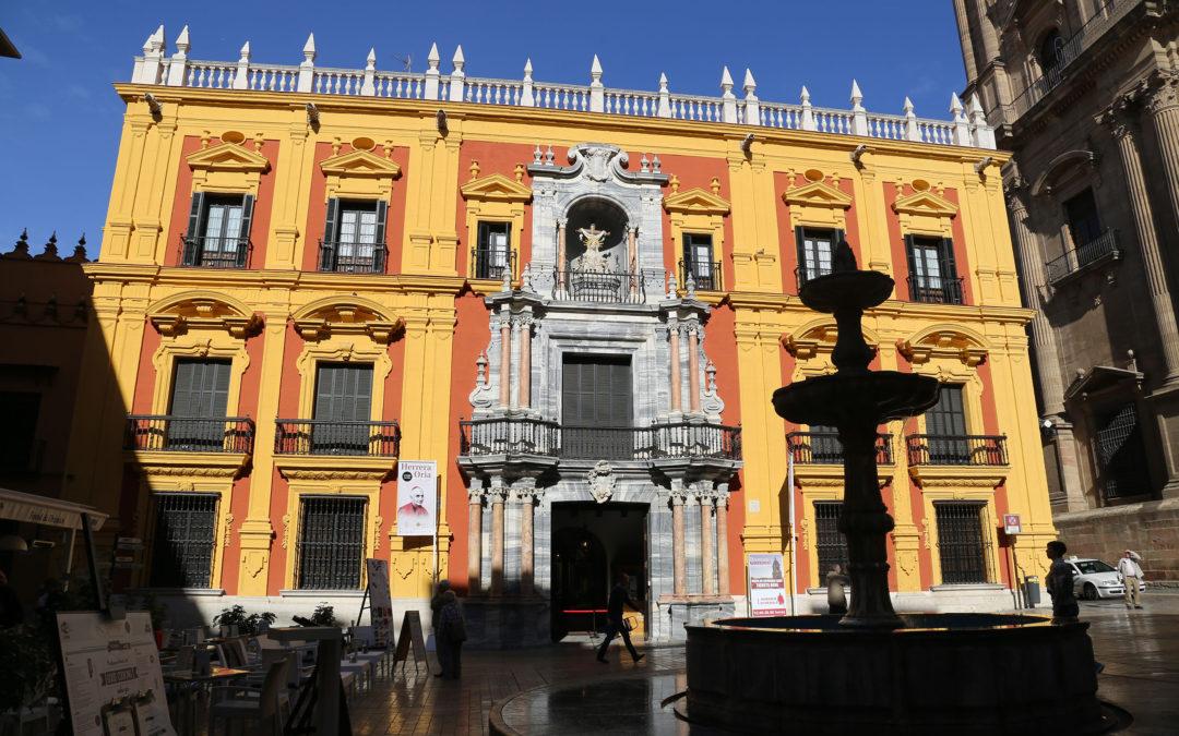 Ars Málaga. Palacio episcopal